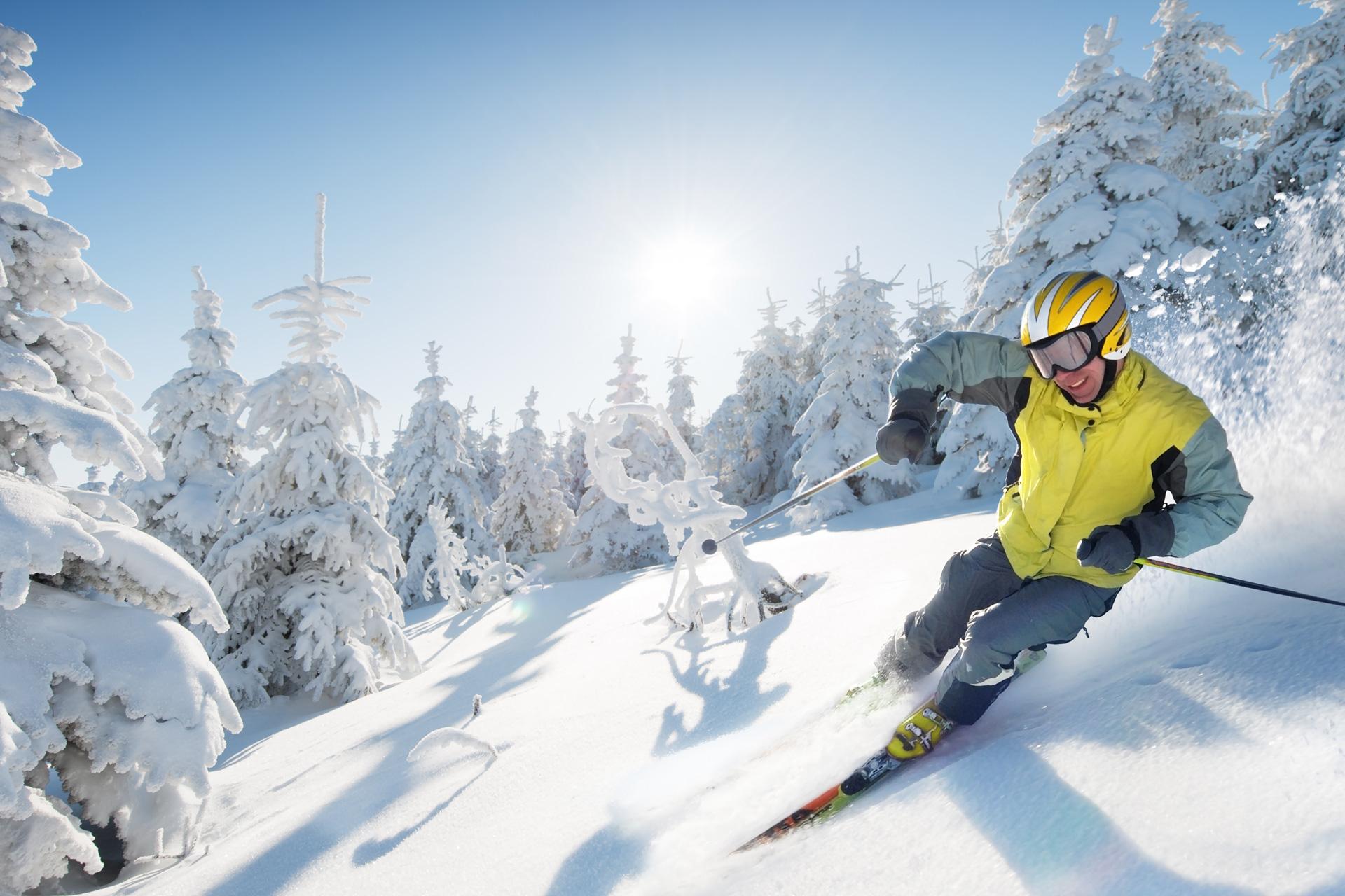Skifahren, Colorado