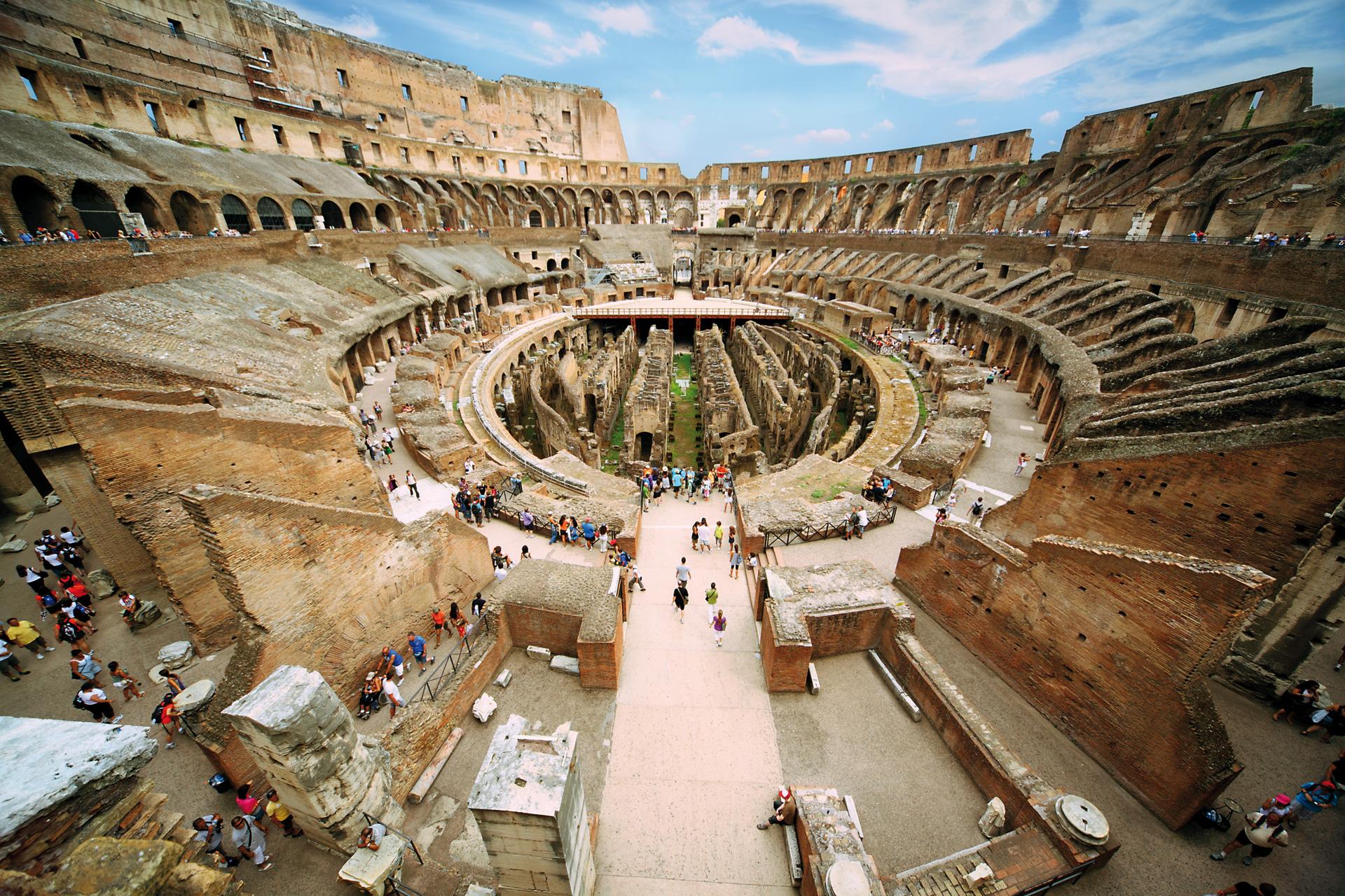 Colosseum, Italien